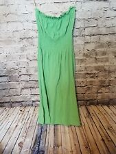 NWT Free People Women's Tube Dress Mint Green Small t75