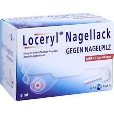 LOCERYL Nagellack gegen Nagelpilz  - 5 ml -  PZN 11286181         858,80€/100ml