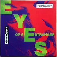 "QUEENSRYCHE EYES OF A STRANGER LTD EDITION 1989 US EMI VINYL 12 "" 12MT 65"