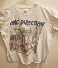 One Direction - Where We Are Tour 2014 t-shirt - size L - large - 1D