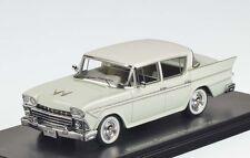 1 43 NEO Model Rambler Custom 6 Six Sedan turquise White Top 1958 #.44665