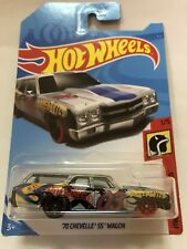 Hot Wheels '70 Chevelle SS Wagon HW Daredevils 2018 Diecast