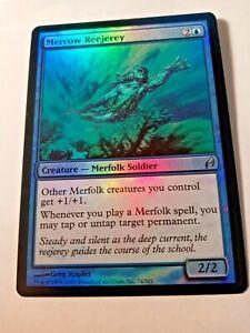 Merrow Reejerey - FOIL Lorwyn  Magic the Gathering MTG 2/2 Card NM