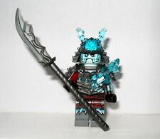 Lego Ninjago - General Vex - Figur Minifig Ice Eis Kaiser Blizzard 70673 70676