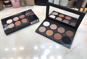 MAC ~ Travel Exclusive Eyeshadow Palette in Expresso ~ SEALED Palette ~ BNIB