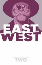East of West Vol. 2 : We Are All One by Jonathan Hickman (2014, Paperback)