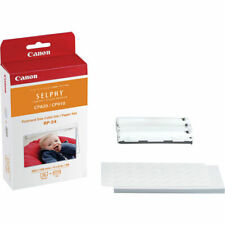 Canon RP-54 High-Capacity Color Ink/Paper Set 8567B001 for SELPHY CP910 Printer