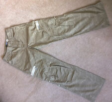 Nike Mada ACG Cargo Trousers  W30/31 Inside Leg 32 Rare! Pure Cotton