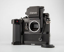 Canon f1 MOTOR DRIVE MF servo EE Finder SHP 66939