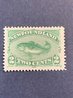 1880 Newfoundland Postage Stamp, #46