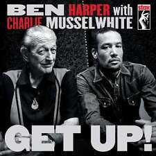 Get Up! - Harper Ben / Charlie Musselwhite CD CONCORD