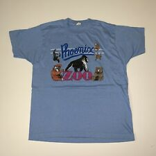 Toronto Zoo Blue Tee Men\u2019s