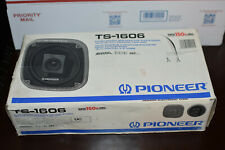 "Pioneer TS-1606 Vintage 2-WAY 6.5"" Car Speakers"