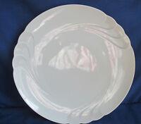 Seltmann Weiden Speiseteller 26,5 cm, Teller groß Helena braun Porzellan