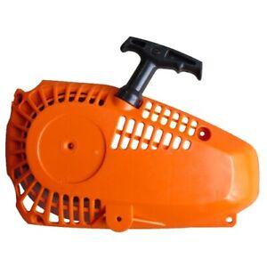 Seilzugstarter Pullstarter Motorsäge Kettensäge 25cc Starter Anlasser orange