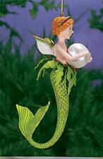 Patience Brewster Pearl Mer Girl Mermaid Christmas Tree Ornament 08-30898 New
