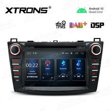 "8"" Android 10.0 Car DAB Radio DVD GPS Stereo DSP Head Unit for Mazda 3 2010-2013"