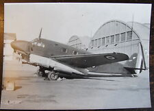 AVIATION, PHOTO AVION CAUDRON GOELAND C-449 S.N.C.A.N. (r*