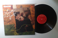 "The Manhattan Transfer ""The offbeat of avenues"" LP COLUMBIA Holland 1991 VG/NM"
