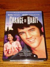 ELVIS PRESLEY CHANGE OF HABIT  DVD SEALED!