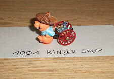 KINDER CHINEE-CHIN CASTORS CHINOIS GLI CASTORCIN ZONZO LING VARIANTE FRANCE