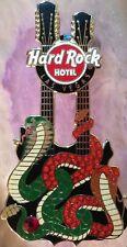 Hard Rock Hotel LAS VEGAS 2013 Chinese New Year of SNAKE DN Guitar PIN HR #71546