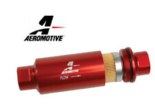 AEROMOTIVE UNIVERSAL HIGH FLOW FUEL FILTER 10 MICRON