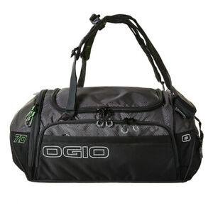 New OGIO Lightweight Carry-On Travel Bag with Multiple Zipper Pockets