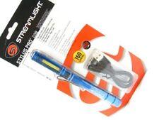 Streamlight 66706 Blue Stylus Pro COB White LED 160 Lumen Flashlight w/ USB Cord