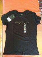Triumph T-Shirt black Gr. S     UVP 39,95 €
