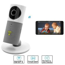 New IP Wireless WIFI Camera Baby Care Monitor Night Vision Safety Audio Video