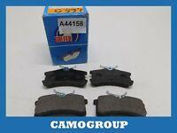 Pills Rear Brake Pads Pad TOYOTA Avensis Corolla 4650