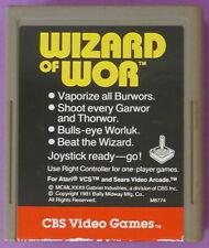 Wizard of Wor (Atari 2600, 1982)