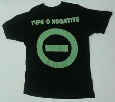 Type O Negative Vintage 2007 Officially Licensed Dead Again Tour Large Shirt OOP