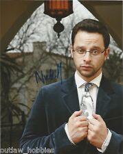 Nick Kroll Autographed Signed 8x10 Photo COA