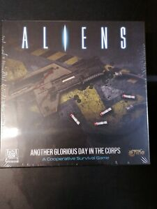 Aliens Board Game: Another Glorious Day In The Corps New And Sealed