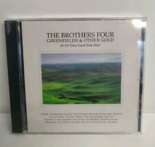 Greenfields & Other Gold by Brothers Four New Cd