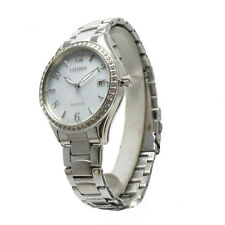 Citizen Silver Ladies Analog Casual Eco-Drive EO1180-82A