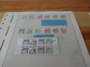 Letterset Postfrisch und MH