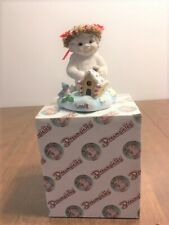 Dreamsicles Loving Season 2002 #11840 Collectible Figurine With Box Kristen
