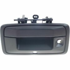 Rear Tailgate Handle Black w/ Camera Hole NEW for 2015-2018 Chevrolet Colorado
