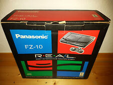 ## Panasonic 3DO PAL Konsole FZ 10 in Originalverpackung - TOP ##