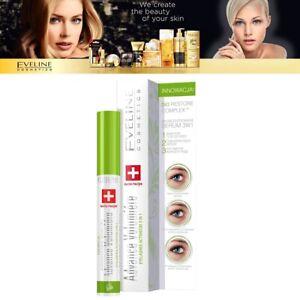 Eveline Advance Volumiere Eyelash 3in 1 Serum Mascara Base Primer Conditioner