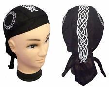 Skull Caps Do Rags Biker Caps Bandanna Hats Urban Headwear ( EBM46530G-1)