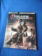 Gears of War 2 | Official BradyGames Signature Strategy Game Guide Book | Xbox