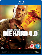 DIE HARD 4--0 - BLU-RAY - REGION B UK