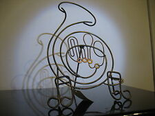 New Wire French Horn instrument book Music sheet table stand metal wire