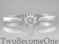 Handmade Engagement Excellent Cut Fine Diamond Rings