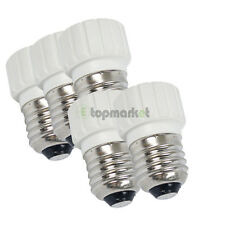 Lot Brand New E27 to GU10 New LED Light Bulb Screw Base Adapter Converter 5pcs