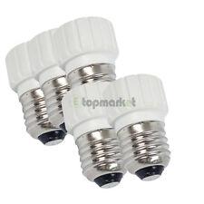 Lot Brand New E27 to GU10 New LED Light Bulb Screw Base Adapter Converter 5pcs